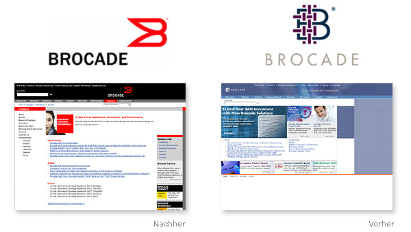 Brocade Relaunch