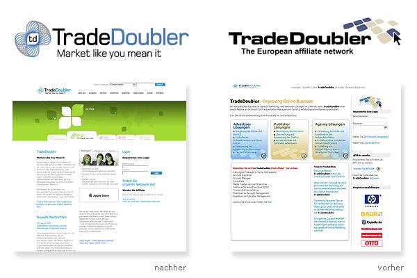 Tradedoubler Relaunch