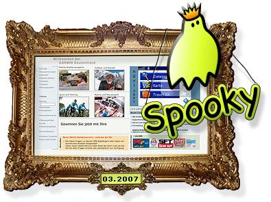 Spooky Garmin