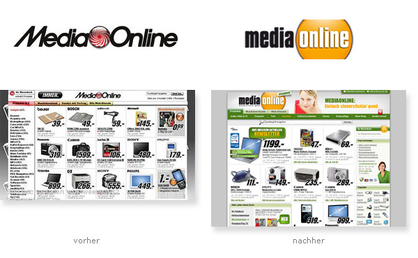 Relaunch Mediaonline