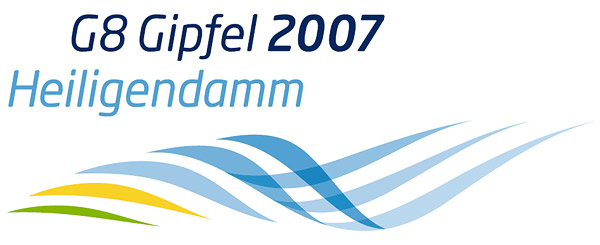 G8 Logo Heiligendamm