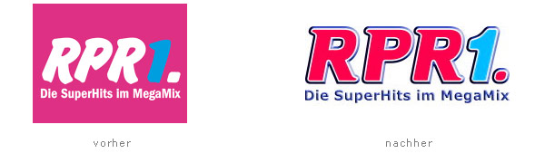 RPR1 Logo