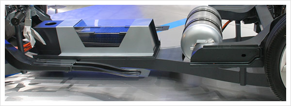 Opel Flextreme Batterie