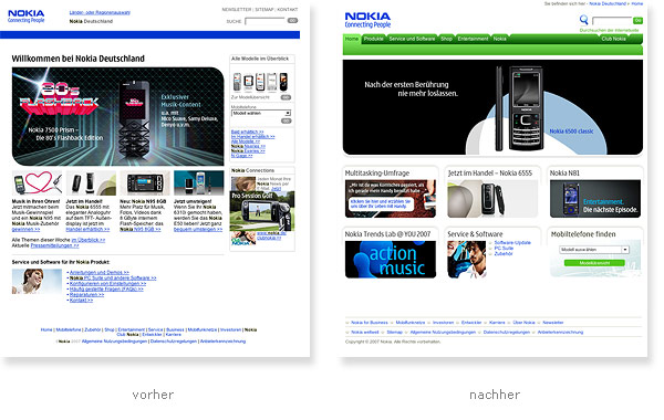 Nokia Relaunch
