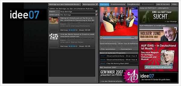 Idee07-TV
