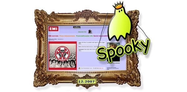 EMI Spooky Award