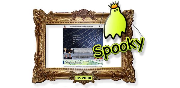 DPMA Spooky Award