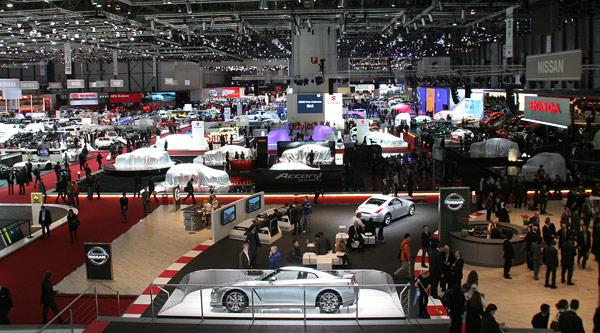 Auto-Salon Genf