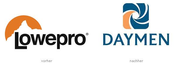 Lowepro Daymen Logo