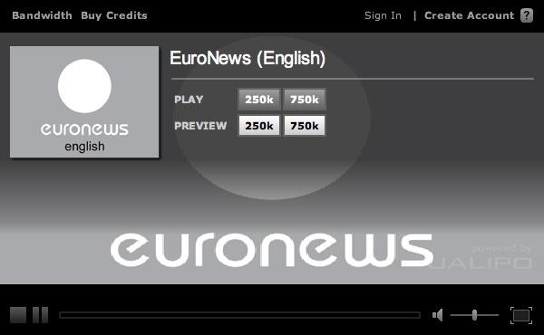 Euronews TV