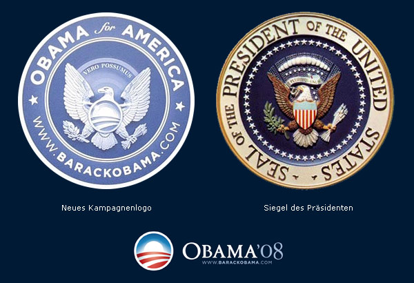 Obama Kampagnenlogo