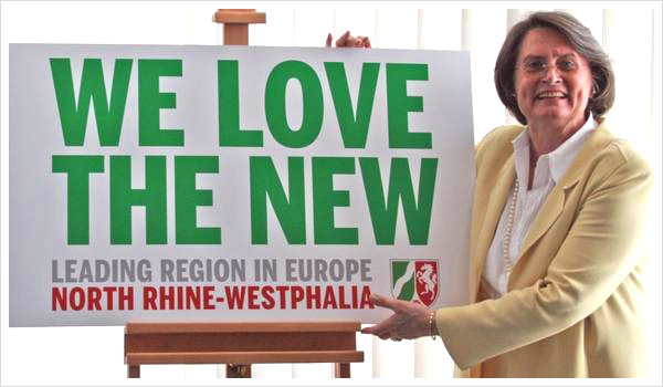 NRW-Kampagne We love the New