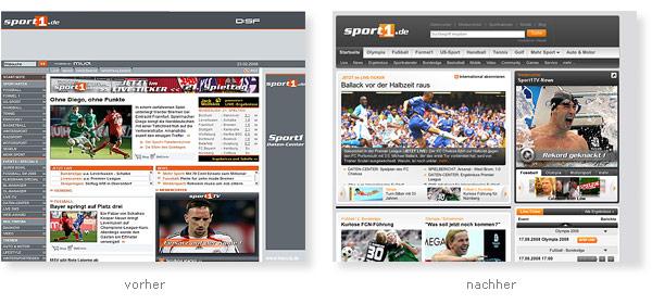 Sport1 Relaunch