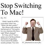 Mac PC Kampagne