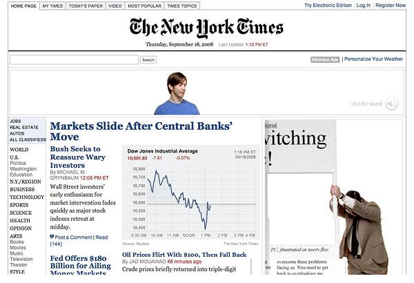 NYTimes Mac PC Apple
