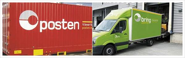 Norway Post Vehicles