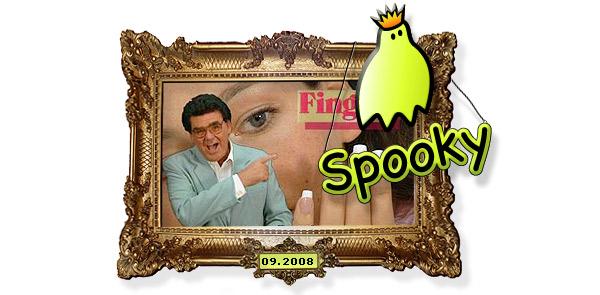 stefan john Spooky Award