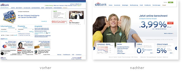 Citibank Relaunch