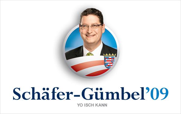 Schäfer Gümbel 09
