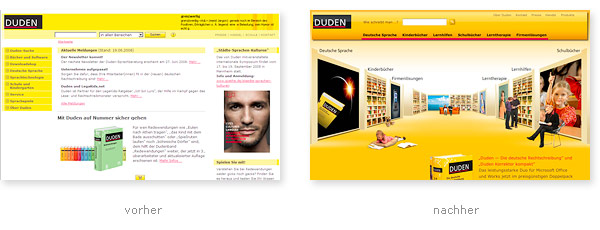 Duden Relaunch