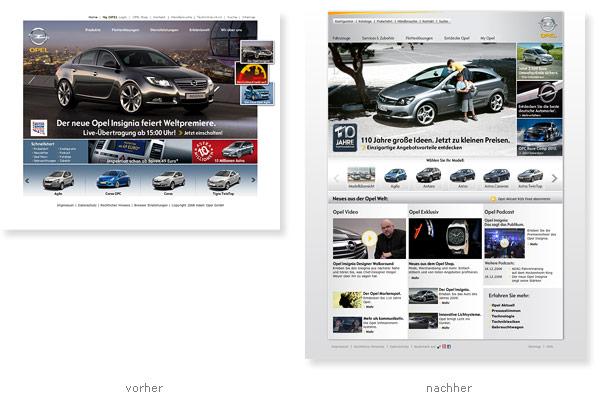 Opel Relaunch