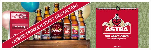 Astra - Gestaltungswettbewerb