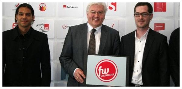 Frank Walter Steinmeier Signet