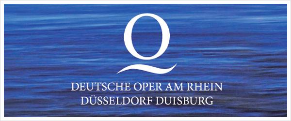 Deutsche Oper am Rhein Logo