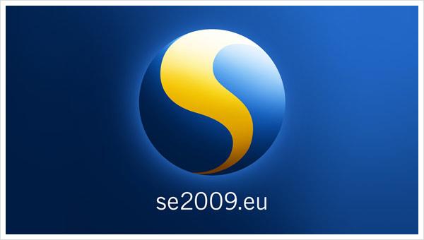 Logo EU-Ratspräsidentschaft Schweden