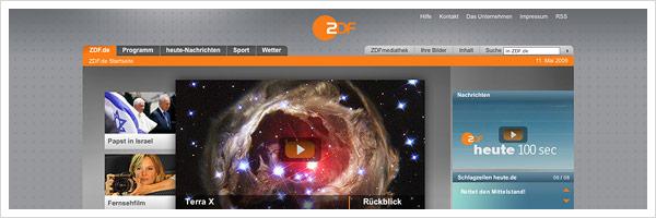 ZDF Relaunch