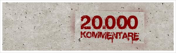 20.000 Komentare