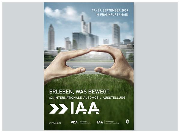 IAA 2009 Plakat