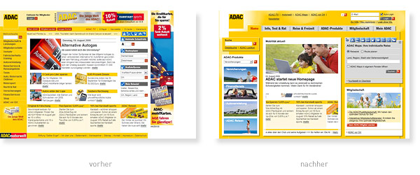 ADAC Relaunch