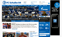 Schalke04 Relaunch
