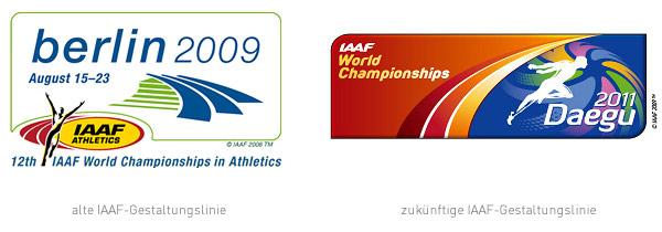 IAAF Corporate Logo