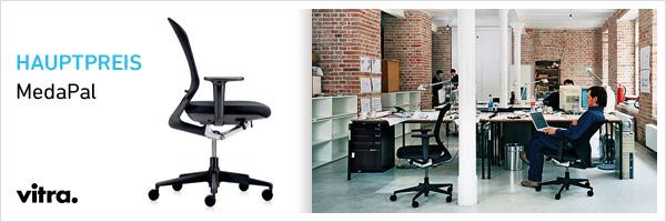 Büroarbeitsstuhl MedaPal