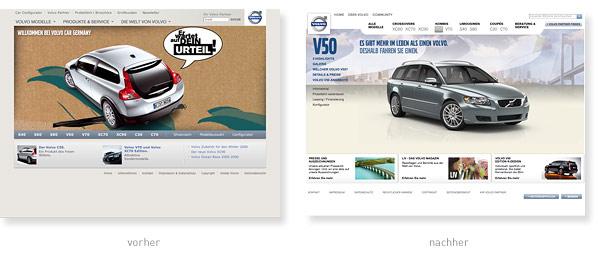 Volvo Relaunch
