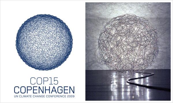 COP15 - Logo der Weltklimakonferenz