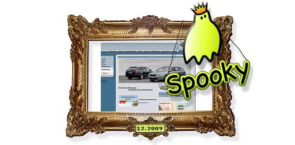Skoda Spooky Award