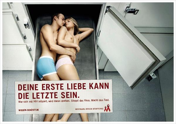AIDS Kampagne