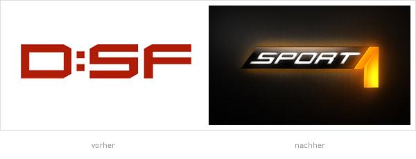 DSF Sport1 Logo