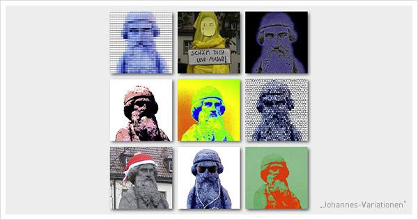 Johannes Gutenberg Variationen