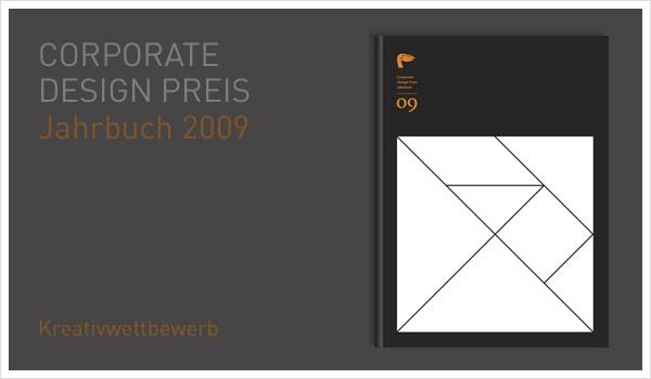 CORPORATE DESIGN PREIS Jahrbuch