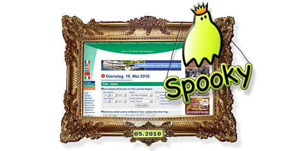 Trier Spooky Award