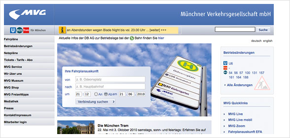 Münchner Verkehrsgesellschaft