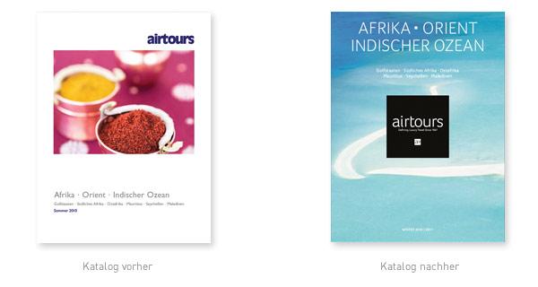 airtours Katalog
