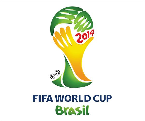 Brasil 2014 FIFA WM Logo