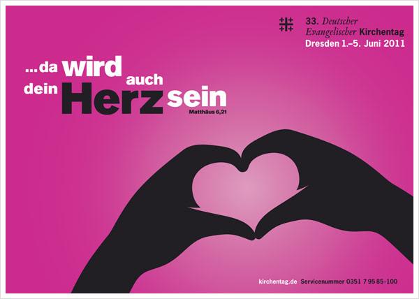 Kirchentag 2011 Plakatl