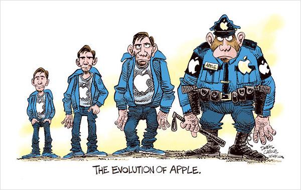 The Evolution of Apple