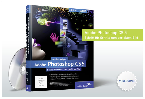 Adobe Photoshop CS 5 Buch